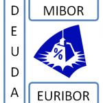 Euribor, Mibor, IRS y Deuda Pública diciembre 2012