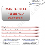 Manual de la Referencia Catastral