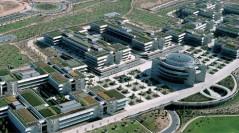 ¿Cuál es el precio de la sede del Santander en Boadilla?