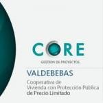 """Vivienda Protegida VPP Hortaleza Valdebebas """"Core Unión Residencial"""""""