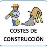 Índices de Costes del Sector de la Construcción agosto de 2012