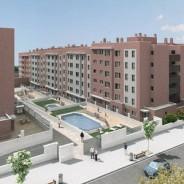 """Vivienda Protegida VPO Santa María de Benquerencia Toledo """"Jardines de Benquerencia"""""""
