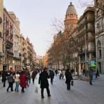 Los locales comerciales más caros de España en 2011 según ACOTEX