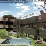 """Vivienda Protegida VPP Hortaleza Valdebebas """"Los Altos del Pinar Fase II"""""""