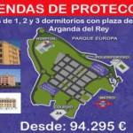 """Vivienda Protegida VPP Arganda del Rey """"Parque Europa"""""""