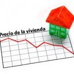 Precio medio de la vivienda según Portales Inmobiliarios diciembre 2012