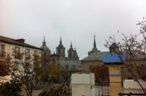 """Mapa de curiosidades """"Vistas tejados Monasterio de El Escorial"""""""